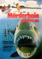 Sharks' Treasure - German Movie Poster (xs thumbnail)