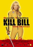Kill Bill: Vol. 1 - Czech Movie Poster (xs thumbnail)