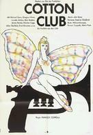 The Cotton Club - German Movie Poster (xs thumbnail)