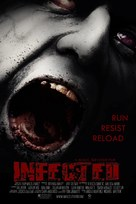 Infected - Movie Poster (xs thumbnail)