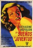 Alice Adams - Spanish Movie Poster (xs thumbnail)