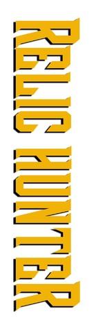 """Relic Hunter"" - Logo (xs thumbnail)"