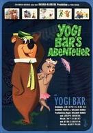 Hey There, It's Yogi Bear - German Movie Poster (xs thumbnail)