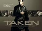Taken - British Movie Poster (xs thumbnail)