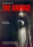 The Grudge - Italian Movie Poster (xs thumbnail)