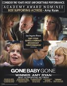 Gone Baby Gone - For your consideration poster (xs thumbnail)
