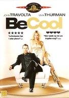 Be Cool - Danish DVD movie cover (xs thumbnail)