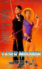 Laser Mission - Movie Poster (xs thumbnail)
