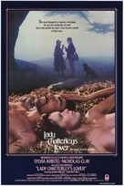 Lady Chatterley's Lover - British Movie Poster (xs thumbnail)