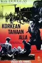 The Big Sky - Finnish Movie Poster (xs thumbnail)
