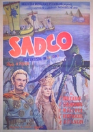 Sadko - Romanian Movie Poster (xs thumbnail)