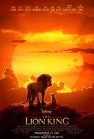 The Lion King - Icelandic Movie Poster (xs thumbnail)