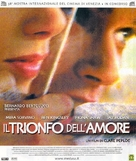 The Triumph of Love - Italian Movie Poster (xs thumbnail)