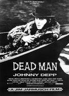 Dead Man - Movie Poster (xs thumbnail)