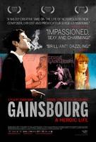Gainsbourg (Vie héroïque) - British Movie Poster (xs thumbnail)