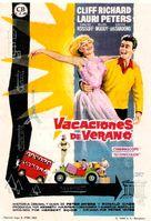 Summer Holiday - Spanish poster (xs thumbnail)