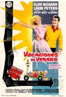 Summer Holiday - Spanish poster (xs thumbnail)