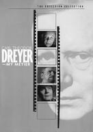 Carl Th. Dreyer: Min metier - DVD cover (xs thumbnail)