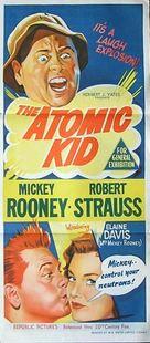 The Atomic Kid - Australian Movie Poster (xs thumbnail)
