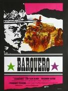 Barquero - French Movie Poster (xs thumbnail)