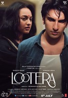 Lootera - Indian Movie Poster (xs thumbnail)
