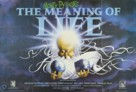 The Meaning Of Life - British Movie Poster (xs thumbnail)