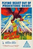 The Giant Claw - Australian Movie Poster (xs thumbnail)