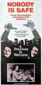 A Stranger Is Watching - Australian Movie Poster (xs thumbnail)