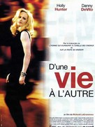 Living Out Loud - French Movie Poster (xs thumbnail)