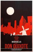Don Quijote de Orson Welles - Movie Poster (xs thumbnail)