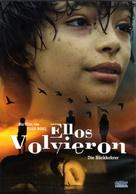 Ellos Volvieron - German DVD movie cover (xs thumbnail)