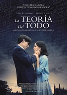The Theory of Everything - Argentinian Movie Poster (xs thumbnail)