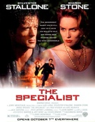 The Specialist - Movie Poster (xs thumbnail)