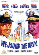 We Joined the Navy - British DVD movie cover (xs thumbnail)