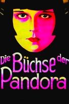 Die Büchse der Pandora - German poster (xs thumbnail)