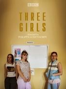 Three Girls - British Movie Cover (xs thumbnail)
