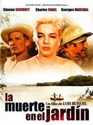 La mort en ce jardin - Spanish Movie Cover (xs thumbnail)