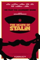 The Death of Stalin - British Movie Poster (xs thumbnail)