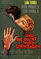 By Love Possessed - German Movie Poster (xs thumbnail)