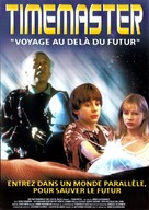 Timemaster - French DVD cover (xs thumbnail)