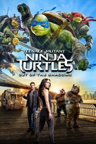 Teenage Mutant Ninja Turtles: Out of the Shadows - Movie Cover (xs thumbnail)