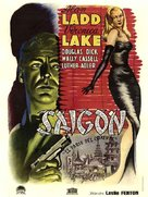Saigon - Spanish Movie Poster (xs thumbnail)