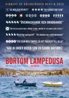 Fuocoammare - Swedish Movie Poster (xs thumbnail)