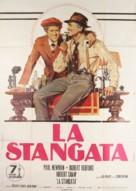 The Sting - Italian Movie Poster (xs thumbnail)