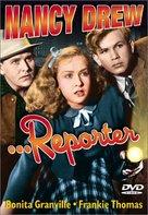 Nancy Drew... Reporter - DVD cover (xs thumbnail)