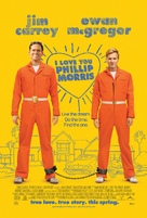 I Love You Phillip Morris - Canadian Movie Poster (xs thumbnail)