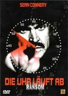 Ransom - German DVD movie cover (xs thumbnail)