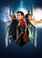 Spider-Man: Far From Home - Key art (xs thumbnail)