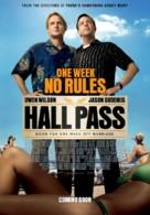 Hall Pass - British Movie Poster (xs thumbnail)