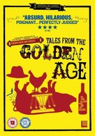 Amintiri din epoca de aur - British DVD movie cover (xs thumbnail)